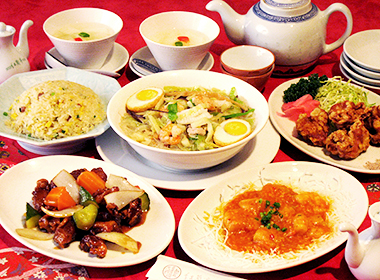 熊本市のリーズナブルな中華レストランまとめ