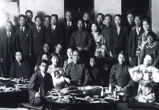 紅蘭亭の歴史