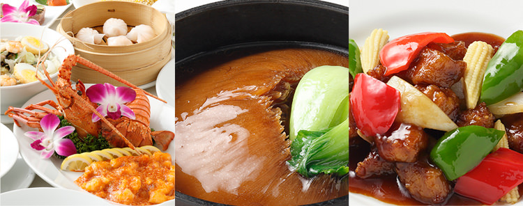Menu & Course dishes